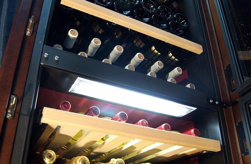 ТОП 7 лучших винных шкафов по отзывам покупателей