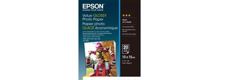 EPSON Photo Paper Glossy 10х15