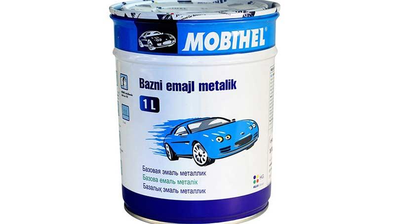 Mobihel metalik