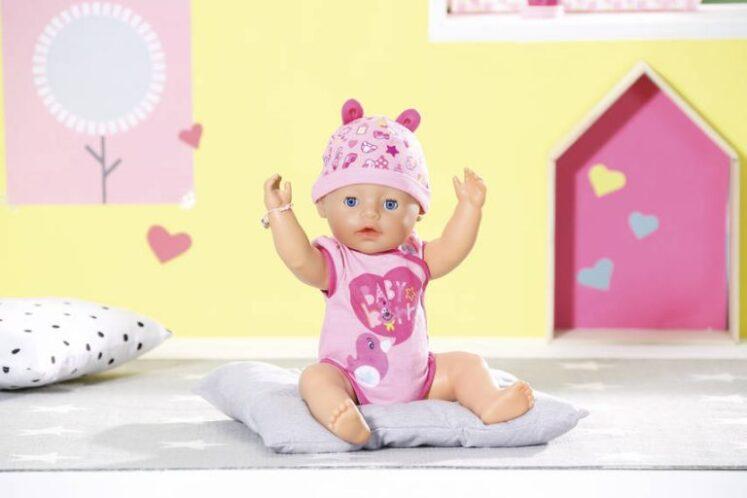 Интерактивная кукла Zapf Creation Baby Born 43 см 825-938 фото