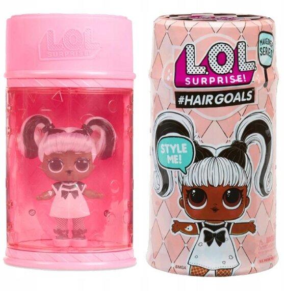 Кукла-сюрприз L.O.L. Surprise в капсуле 5 Hairgoals фото