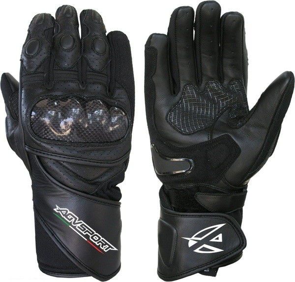 Перчатки AGV Sport SPORT SILVERSTONE Black фото