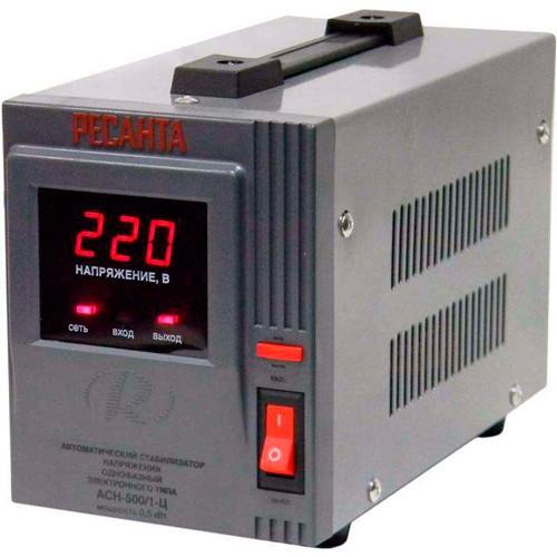 РЕСАНТА ACH-500/1-Ц (0.5 кВт) фото