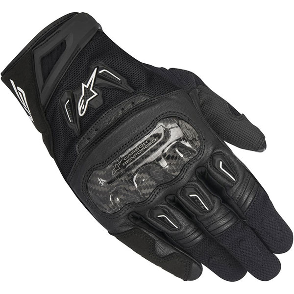 ALPINESTARS Мотоперчатки SMX-2 AC V2 GLOVES черный, 10 фото