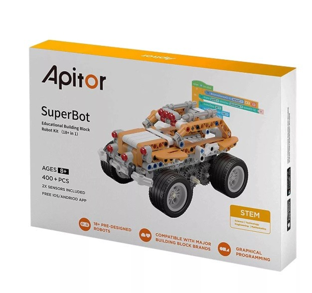 Apitor SuperBot фото