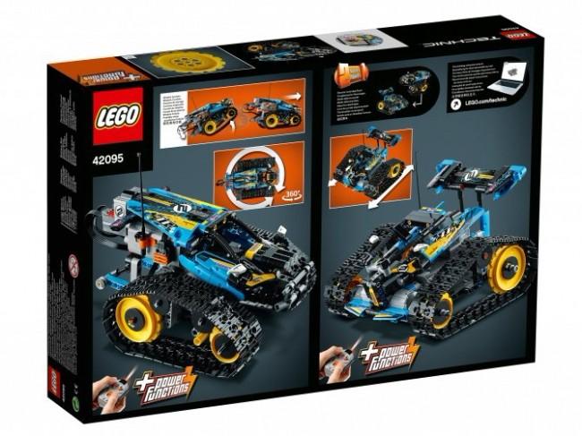 LEGO Technic 42095 Скоростной вездеход фото