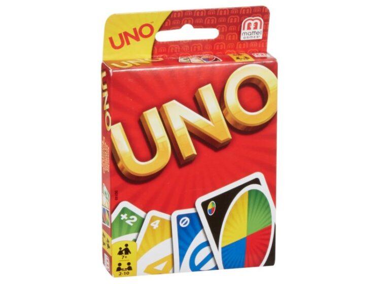 Mattel Uno W2087 фото