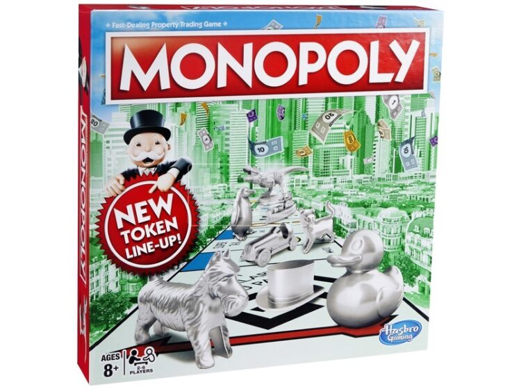 Monopoly Классическая Обновленная C1009 фото