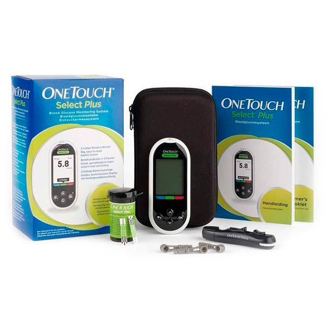 OneTouch Select® Plus фото