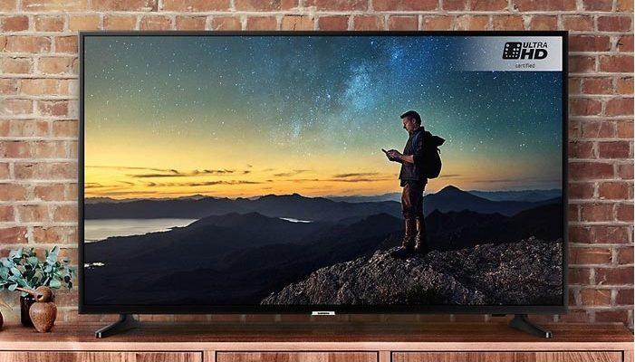 "Samsung UE50NU7002U 50"" (2019) фото"