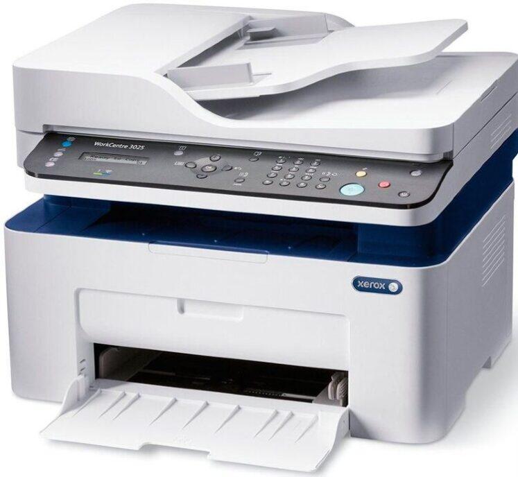 Xerox WorkCentre 3025BI фото