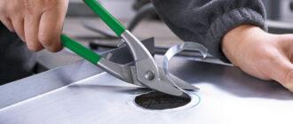 Обзор лучших ножниц по металлу