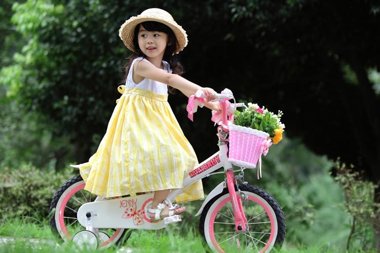 Как выбрать лучший детский велосипед