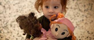Обзор самых хороших детских кукол