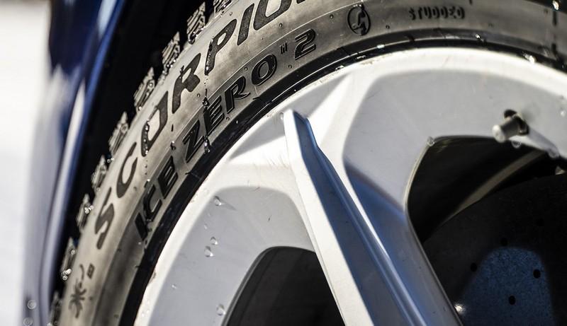 Обзор на шины Pirelli Ice Zero 2