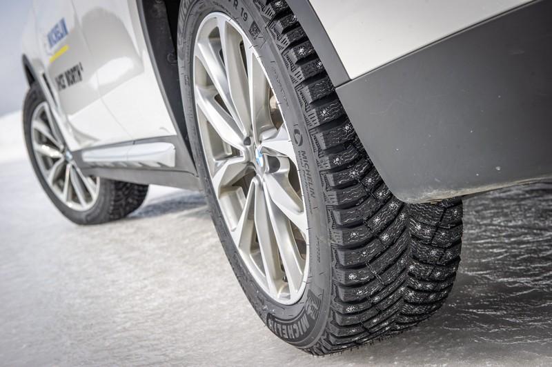 Шины на авто Michelin X-Ice North 4