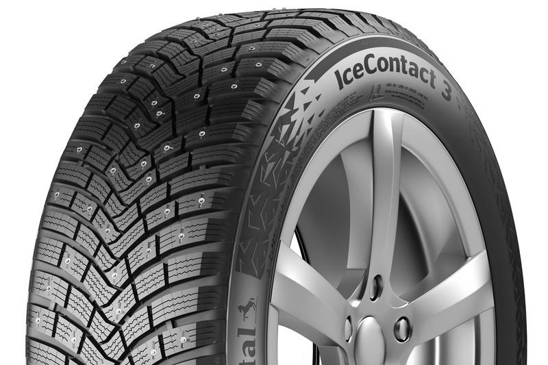 Шины Continental IceContact 3