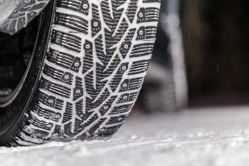Шипованные шины Nokian Nordman 7