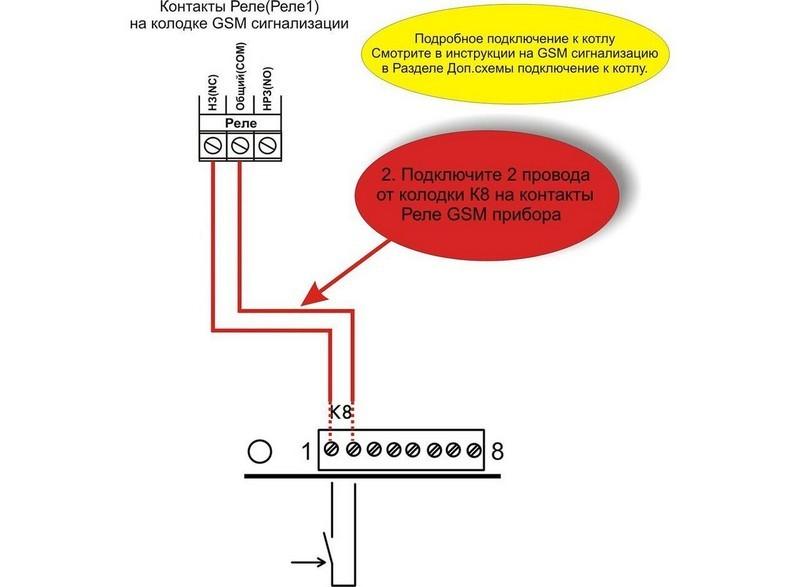 Инструкция и схема подключения