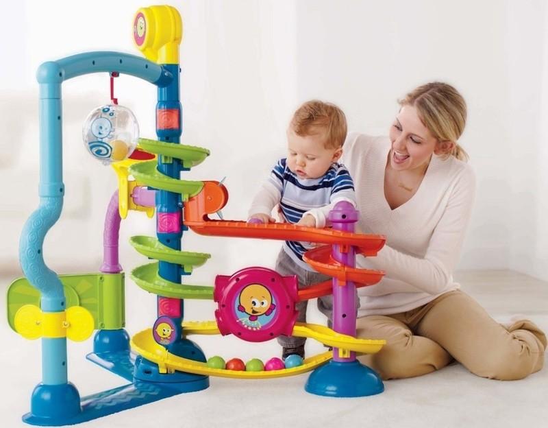 Лучшие игрушки для детей 6 месяцев отзывы